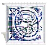 Monogram - Couper of Gogar Shower Curtain
