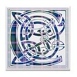 Monogram - Couper of Gogar Tile Coaster