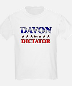 DAVON for dictator T-Shirt