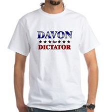 DAVON for dictator Shirt
