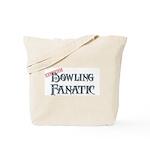 Bowling Fanatic Tote Bag