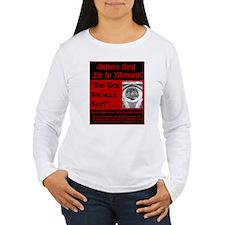 Satans First Lie T-Shirt