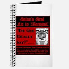 Satans First Lie Journal