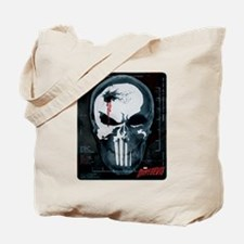 Punisher Skull X-Ray Tote Bag