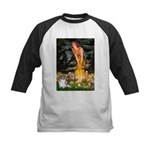 Fairies / Papillon (f) Kids Baseball Jersey