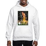 Fairies / Papillon (f) Hooded Sweatshirt