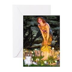 Fairies / Papillon (f) Greeting Cards (Pk of 20)