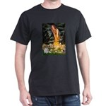 Fairies / Papillon (f) Dark T-Shirt