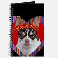 Day of the Dead Chihuahua Journal