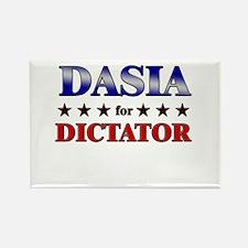 DASIA for dictator Rectangle Magnet