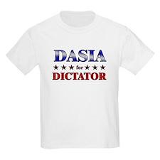 DASIA for dictator T-Shirt