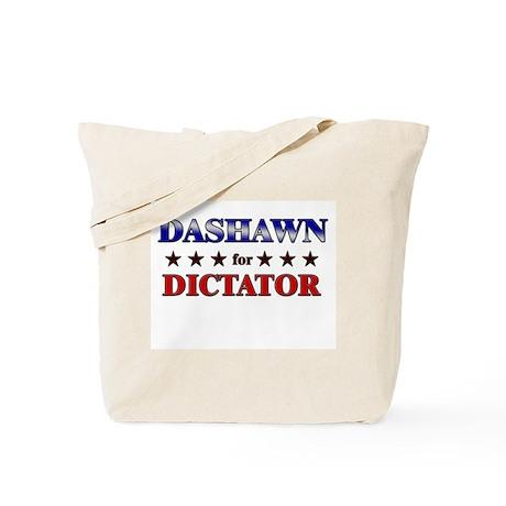 DASHAWN for dictator Tote Bag