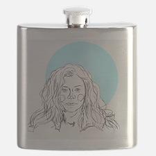 Unique Fans Flask
