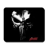Marvel punisher Mouse Pads