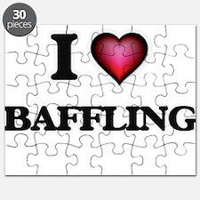 I Love Baffling Puzzle