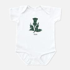 Thistle-Ross hunting Infant Bodysuit