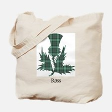 Thistle-Ross hunting Tote Bag