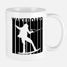 Retro Wakeboard Mugs