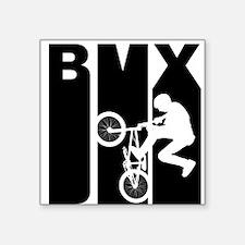 Retro BMX Sticker