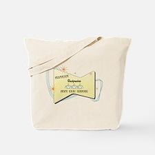Instant Backpacker Tote Bag