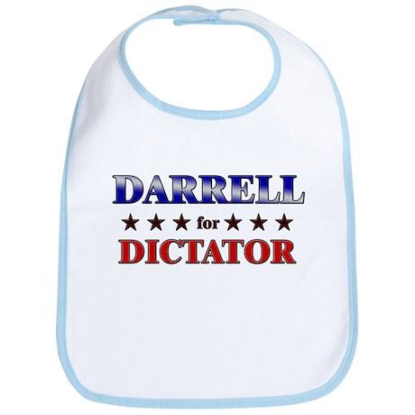 DARRELL for dictator Bib