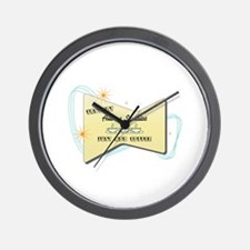 Instant Avionics Specialist Wall Clock