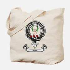Badge - Ross Tote Bag