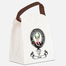 Badge - Ross Canvas Lunch Bag