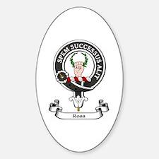 Badge - Ross Sticker (Oval)