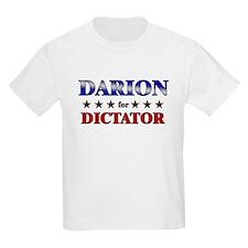 DARION for dictator T-Shirt