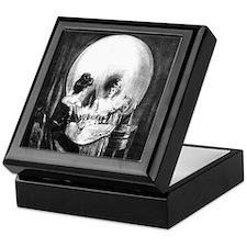 All Is Vanity Keepsake Box
