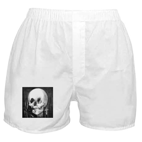 All Is Vanity Boxer Shorts