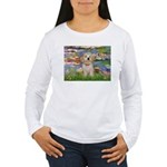 Lilies / Havanese Women's Long Sleeve T-Shirt