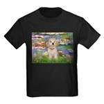 Lilies / Havanese Kids Dark T-Shirt