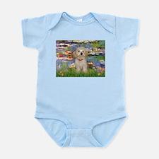 Lilies / Havanese Infant Bodysuit