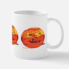 Sleepy Hollow Pumpkin Mug