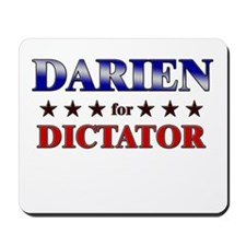 DARIEN for dictator Mousepad
