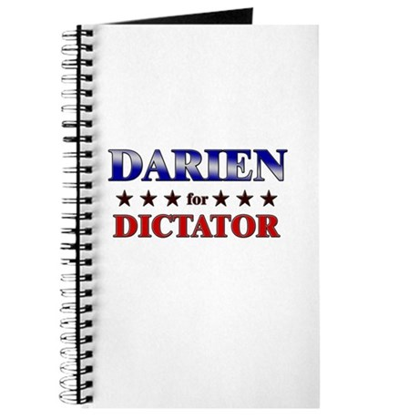 DARIEN for dictator Journal