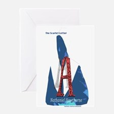 The Scarlet Letter Greeting Cards