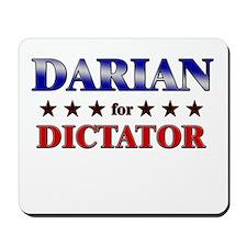 DARIAN for dictator Mousepad