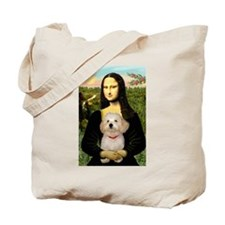 Mona / Havanese Tote Bag