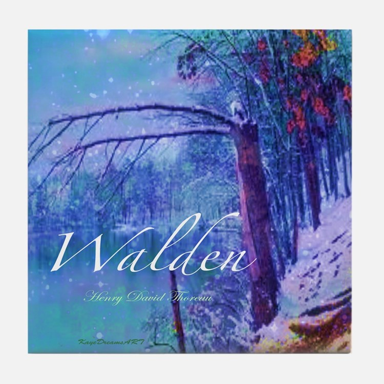 Walden Tile Coaster