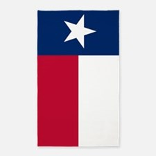 Texas: State Flag of Texas Area Rug