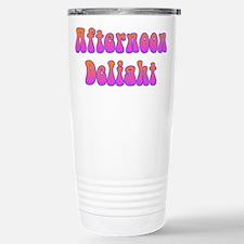 Cute Groovy Travel Mug