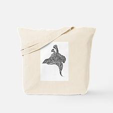 Cute Blank white Tote Bag