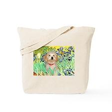 Irises / Havanese Tote Bag