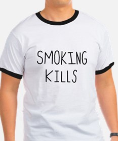 Malia Obama/Smoking Kills T-Shirt