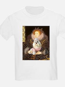 Queen / Havanese T-Shirt