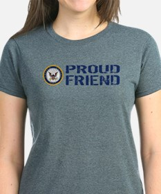 U.S. Navy: Proud Friend (Blue Tee