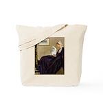 Whistler's / Havanese Tote Bag